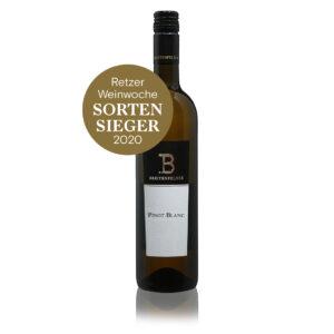 Weingut Breitenfelder Pinot Blanc Sortensieger 2020